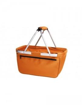 Nákupní košík Basket oranžový