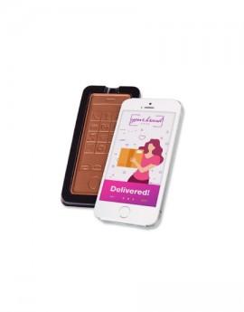 Čokoládový telefon, IPHONE