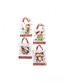 Dárková taška - vánoční...