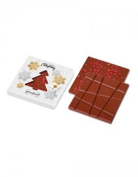 Vánoční čokoláda - Strom