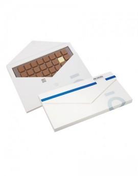 Čokoládový text - 3 řady v...