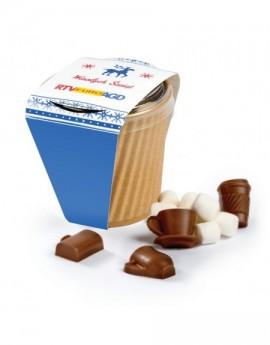 Mini horká čokoláda