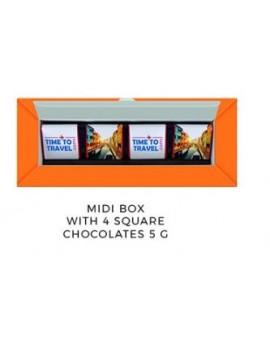 Midi box s čokoládovými...