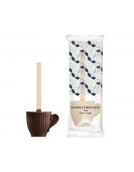 Horká čokoláda - šálek