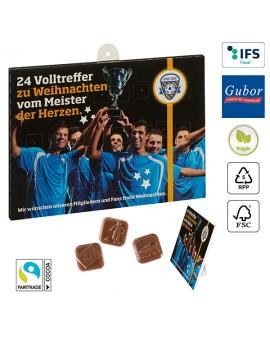 Fotbalový čokoládový...