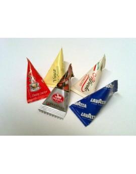 Cukr hnědý - pyramidka 4 g