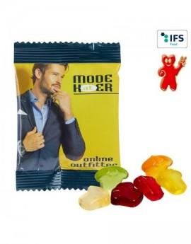 MINI ovocné gumové bonbóny...