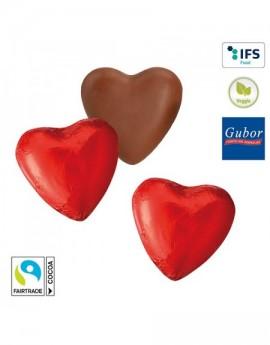 Čokoládová srdce se...