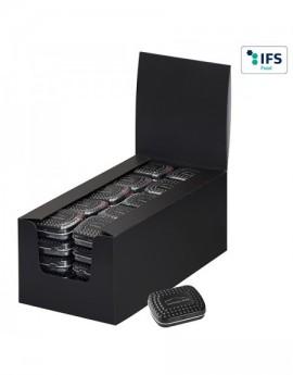 Display - kartónový box černý