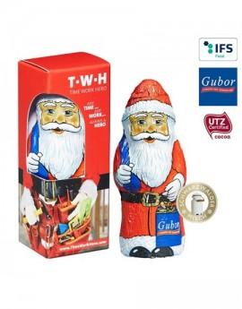 Santa Claus v krabičce