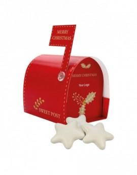 Vánoční poštovní  schránka