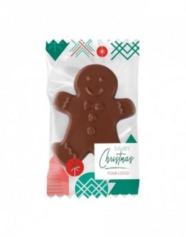 Čokoládová figurka - Mr....