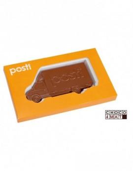 Čokoládová dodávka